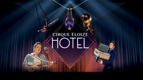 cirque eloize, Toronto, events, Mississauga, concerts, February