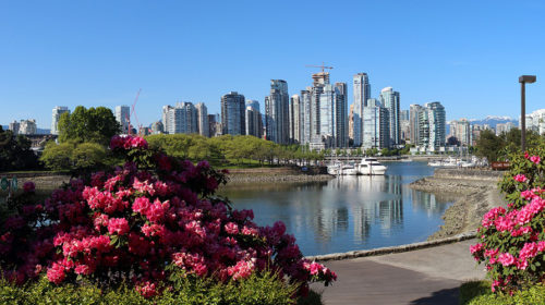 Vancouver, Spring, events, May